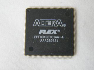 EPF10K20TC144-4 EMBEDDED PROGRAMMABLE  LOGIC DEVICES 2