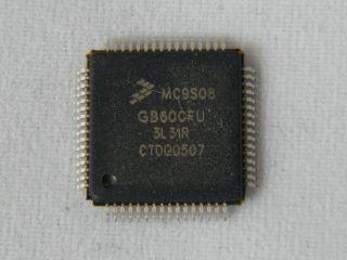 MC9S08GB60CLU 8  BIT MICROCONTROLLER