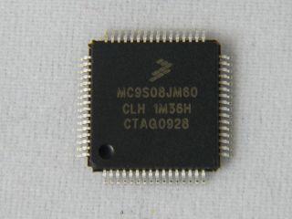 MC9S08JM60CLH 8 BIT MICROCONTROLLER