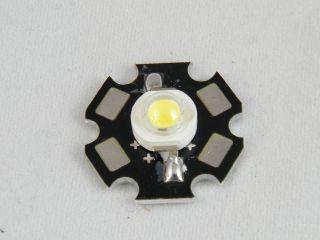 LED 3W CALDO  3000K  STAR