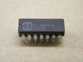 HC1-55564-9 HARRIS CONTINUOSLY VARIABLE SLOPE DELTA MODULATOR