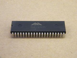 AME7107CPL = ICL7107CPL 31/2 LED DIGITAL VOLTMETER