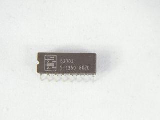 6300J 256X4 PROM MMI DIL16
