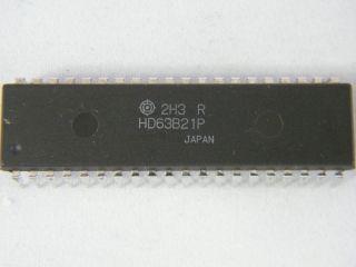 HD63B21 HITACHI 2MHZ PIA