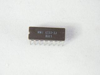 6331 1J MMI 32X8 PROM DIL16