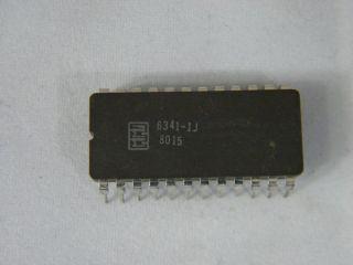 6341-1J 512X8 PROM MMI CERAMIC DIP 24 = 7641
