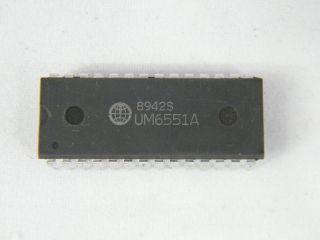 UM6551AP UMC   DIP25  ACIA