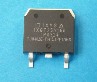IXGT25N160 IGBT 25A 1600V TO268 IXIS
