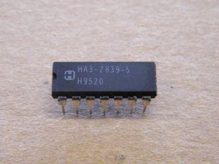 HA3-2839-5 600MHZ OP-AMP HARRIS = AD5536 0 TP1342
