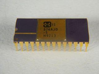 HI1-574AJD-5 = AD574AJD HARRIS CERAMIC DIP28