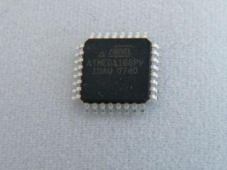 ATMEGA168PV-10AU TQFP32 8BIT 16K MICROCONTROLLER ATMEL