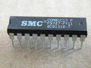 COM81C17 TWENTY PIN UART DIP20 SMC