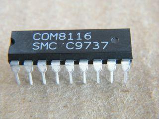 COM8116 BAUT RATE GENERATOR SMC DIP18