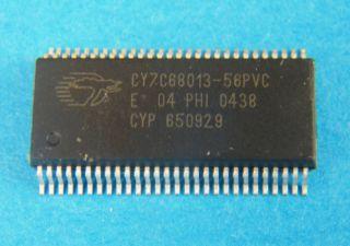 CY7C68013-56PVC USB MICROCONTROLLER