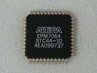 EPM7064STC44-10 PROGRAMMABLE LOGIC DEVICE PLD