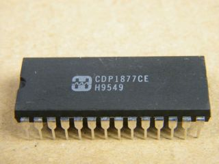 CDP1877CE HARRIS PROGRAMMABLE INTERRUPT CONTROLLER