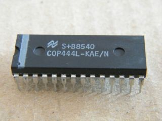 COP444L-KAE/N PROGRAMMED MICROCONTROLLER