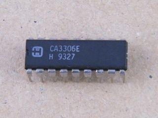 CA3306E HI SPEED 6 BIAT A/D CONVERTER