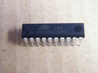 ATF16V8CZ-15PU PLD ATMEL DIP20