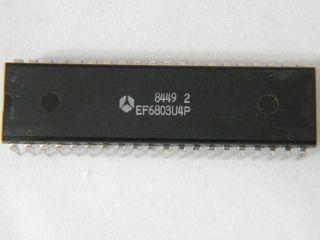 EF6803U4P 4 MHZ CPU THOMSON