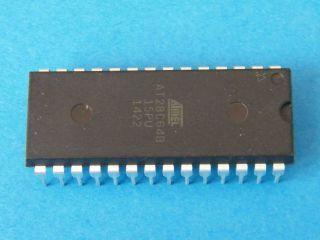 AT28C64-15PU 8Kx8 EEPROM ATMEL DIP28