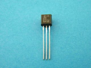 2N4401 TRANSISTOR NPN 60V 600MA TO92 ON SEMICONDUCTOR