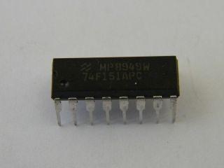 74F151PC LOGIC IC FAIRCHILD DIP16