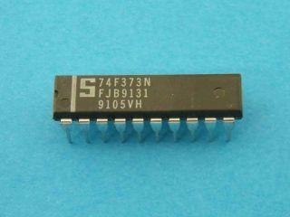 74F373N  LOGIC IC DIL20 SIGNETICS