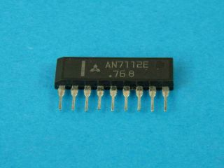 AN7112E MATSUSHITA SIP9