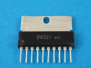 BA521 JAPAN IC SIP10