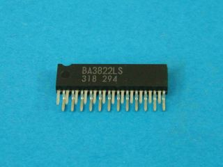 BA3822LS JAPAN IC ZIP24