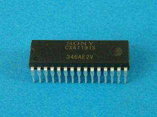CXA1191S SONY PDIL30