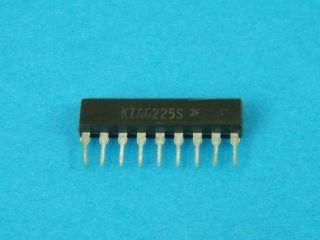 KIA6225S JAPAN IC SIP9