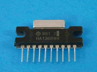 HA1366WR HITACHI SIP10