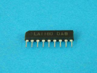 LA1180 JAPAN IC SIP9