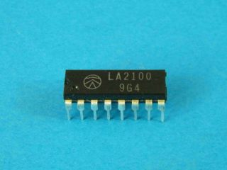LA2100 SANYO DIL16