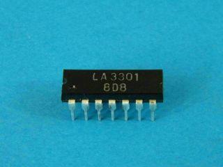 LA3301 JAPAN IC DIL14