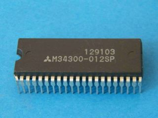 M34300-012SP MITSUBISHI PDIL42