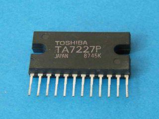 TA7227P TOSHIBA SIP12