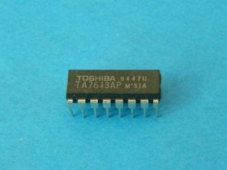 TA7613AP TOSHIBA DIL16