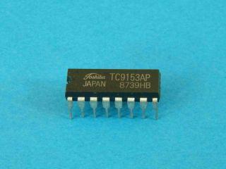 TC9153AP TOSHIBA DIL16