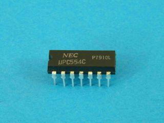 UPC554C NEC DIL14
