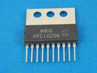 UPC1020H NEC SIP10