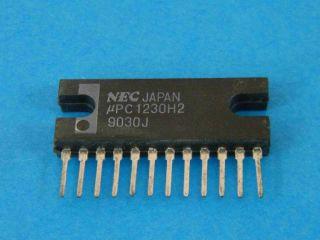 UPC1230H2 NEC SIP12
