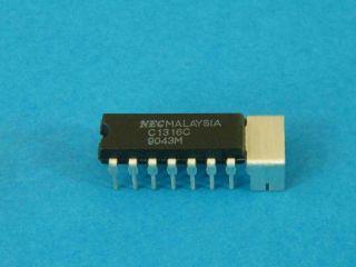 UPC1316C NEC DIL14