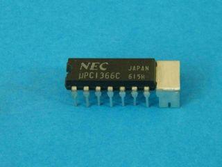 UPC1366C NEC DIL14