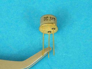 BC342 NPN transistor TO39