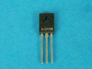 BD128 NPN transistor TO126