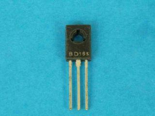 BD168 PNP transistor TO126