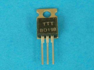 BD198 PNP transistor TO220